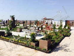 Roof garden – Amol