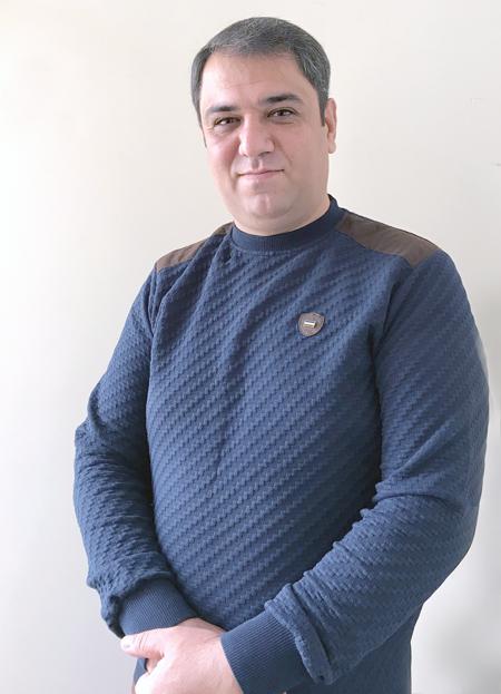 آقای مجتبی رستمی