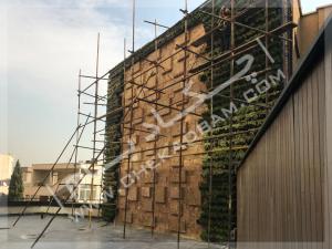پروژه دیوار سبز آقای نیری- ولنجک (4)