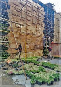 پروژه دیوار سبز آقای نیری- ولنجک (6)