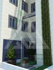 دیوار سبز مدولار