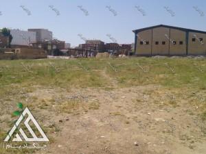 پروژه محوطه سازی پارک دانش آموز شهر بانه کردستان ایران green landscape design