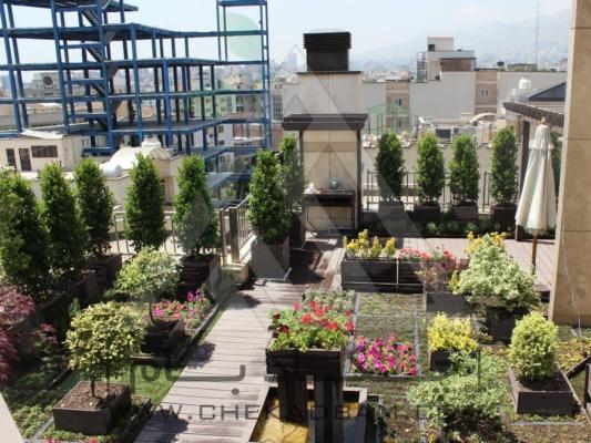 طراحی و اجرای بام سبز روف گاردن کامرانیه، باربیکیو، فلاورباکس، تری باکس، آبنما خانگی، آبنما باغی، ساخت آبنما چتر برزنتی باغی آفتابی خانگی