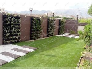 طراحی و اجرای روف گاردن کارگر تهران