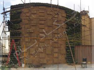 پروژه دیوار سبز آقای نیری- ولنجک (2)