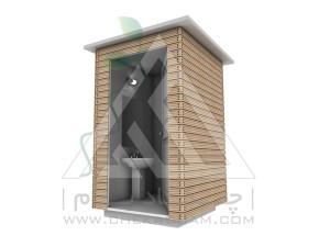 کانکس توالت بام